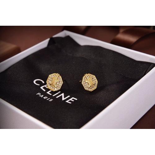 Celine Earrings #841098 $32.00 USD, Wholesale Replica Celine Earrings