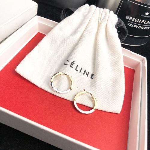 Celine Earrings #841105 $39.00 USD, Wholesale Replica Celine Earrings