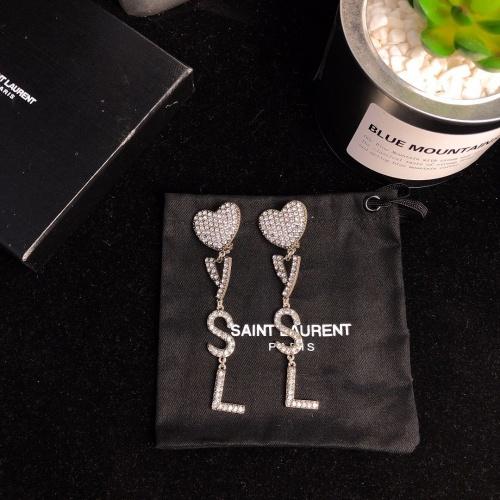 Yves Saint Laurent YSL Earring #841113 $45.00, Wholesale Replica Yves Saint Laurent YSL Earring
