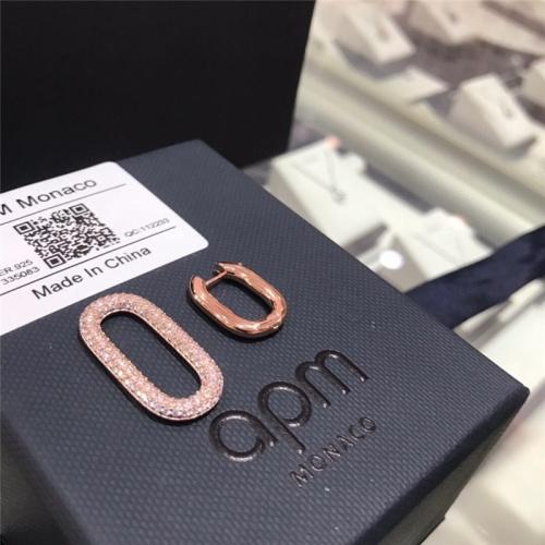 apm Monaco Earrings #841129