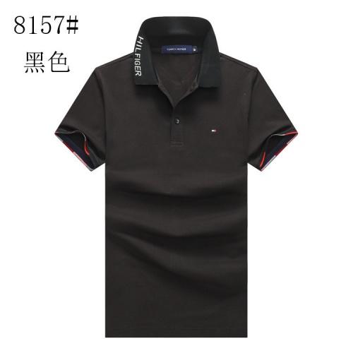 Tommy Hilfiger TH T-Shirts Short Sleeved For Men #841180