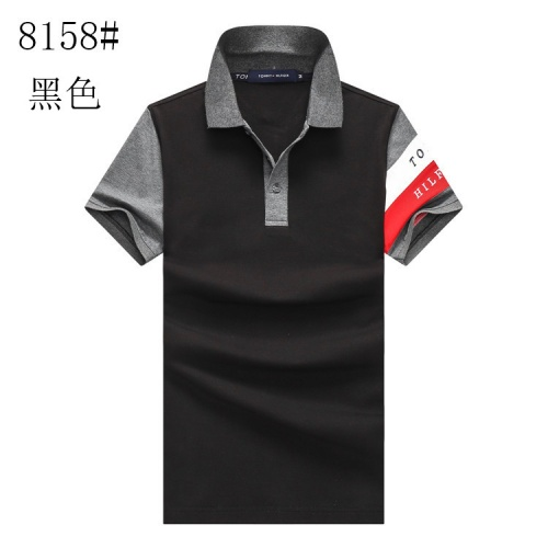 Tommy Hilfiger TH T-Shirts Short Sleeved For Men #841184