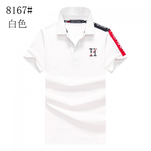 Tommy Hilfiger TH T-Shirts Short Sleeved For Men #841191