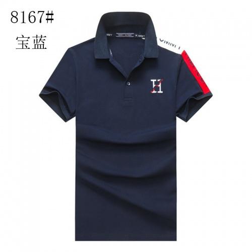 Tommy Hilfiger TH T-Shirts Short Sleeved For Men #841192