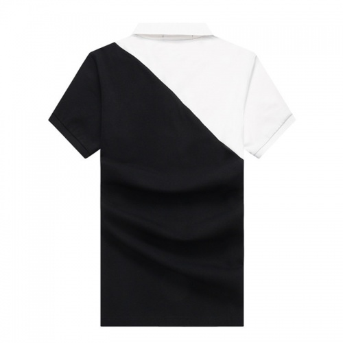 Replica Tommy Hilfiger TH T-Shirts Short Sleeved For Men #841195 $24.00 USD for Wholesale