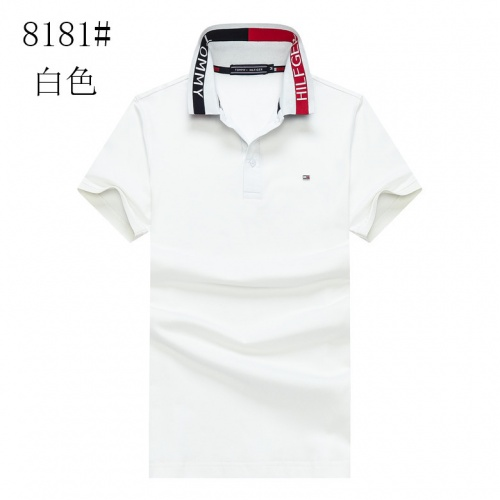 Tommy Hilfiger TH T-Shirts Short Sleeved For Men #841198