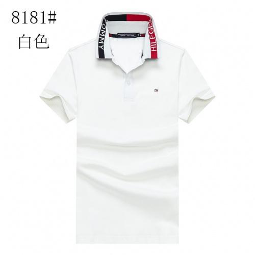 Tommy Hilfiger TH T-Shirts Short Sleeved For Men #841198