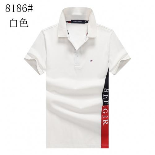 Tommy Hilfiger TH T-Shirts Short Sleeved For Men #841200