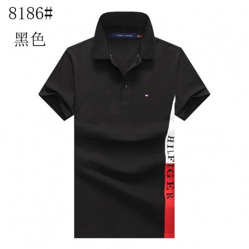 Tommy Hilfiger TH T-Shirts Short Sleeved For Men #841202