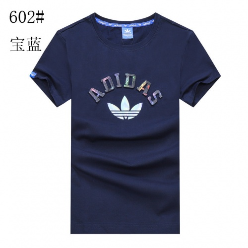 Adidas T-Shirts Short Sleeved For Men #841203