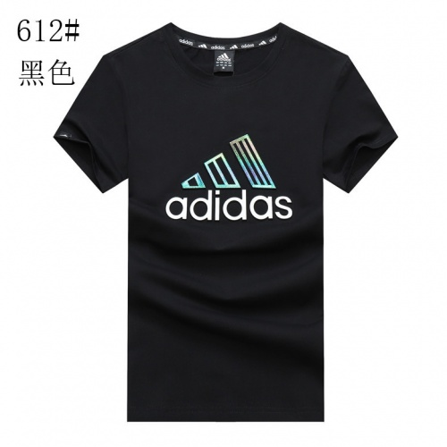 Adidas T-Shirts Short Sleeved For Men #841211