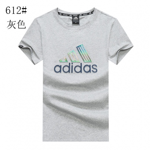 Adidas T-Shirts Short Sleeved For Men #841212