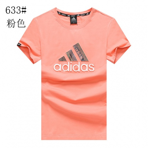 Adidas T-Shirts Short Sleeved For Men #841214