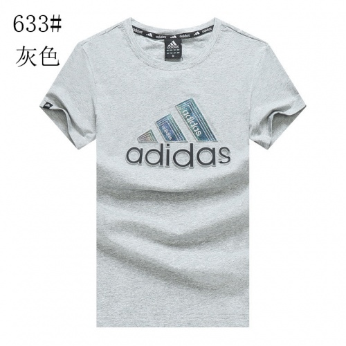 Adidas T-Shirts Short Sleeved For Men #841216 $23.00 USD, Wholesale Replica Adidas T-Shirts
