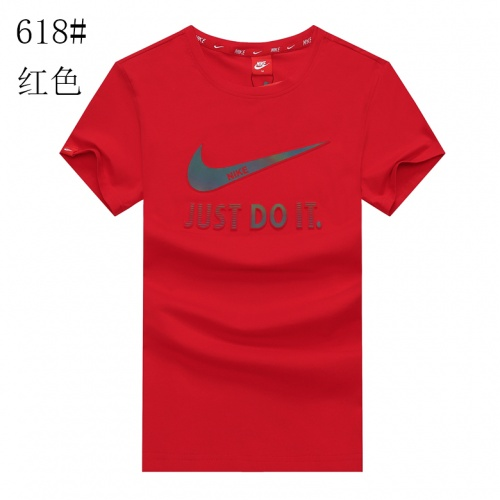 Nike T-Shirts Short Sleeved For Men #841220