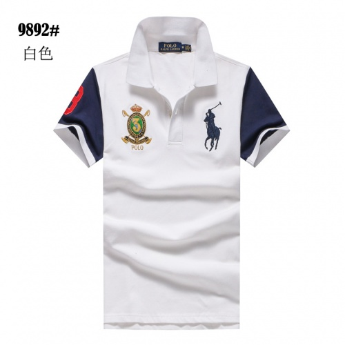 Ralph Lauren Polo T-Shirts Short Sleeved For Men #841240