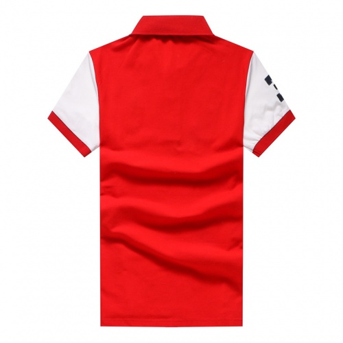 Replica Ralph Lauren Polo T-Shirts Short Sleeved For Men #841241 $24.00 USD for Wholesale