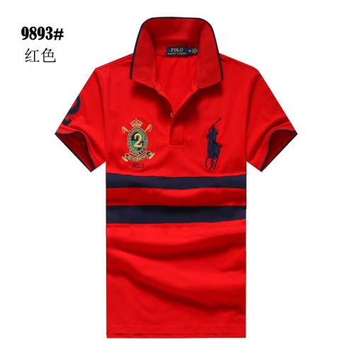 Ralph Lauren Polo T-Shirts Short Sleeved For Men #841244