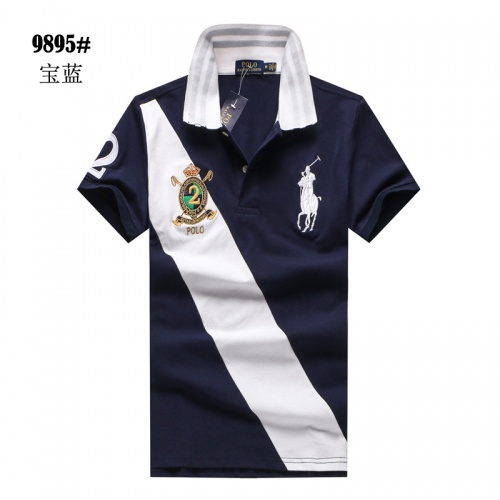 Ralph Lauren Polo T-Shirts Short Sleeved For Men #841247 $24.00 USD, Wholesale Replica Ralph Lauren Polo T-Shirts