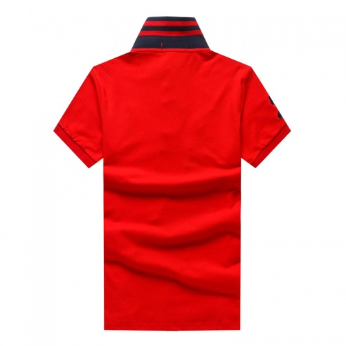 Replica Ralph Lauren Polo T-Shirts Short Sleeved For Men #841248 $24.00 USD for Wholesale