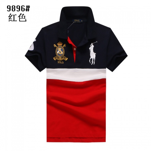 Ralph Lauren Polo T-Shirts Short Sleeved For Men #841250