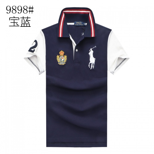 Ralph Lauren Polo T-Shirts Short Sleeved For Men #841253 $24.00 USD, Wholesale Replica Ralph Lauren Polo T-Shirts