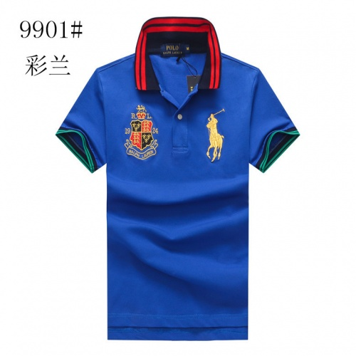 Ralph Lauren Polo T-Shirts Short Sleeved For Men #841256