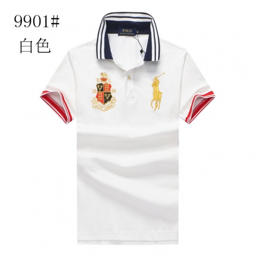 Ralph Lauren Polo T-Shirts Short Sleeved For Men #841257