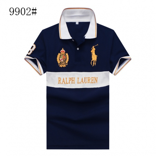 Ralph Lauren Polo T-Shirts Short Sleeved For Men #841262