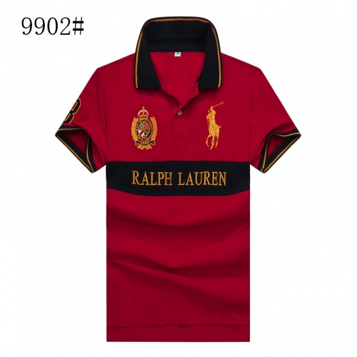 Ralph Lauren Polo T-Shirts Short Sleeved For Men #841263