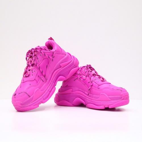Replica Balenciaga Fashion Shoes For Women #841268 $160.00 USD for Wholesale