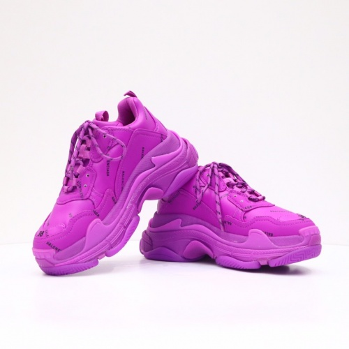 Replica Balenciaga Fashion Shoes For Women #841269 $160.00 USD for Wholesale