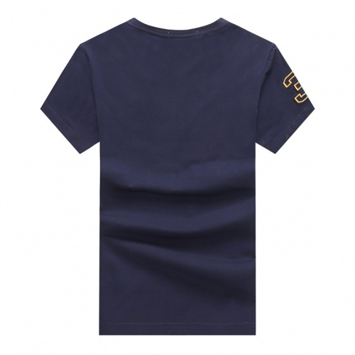 Replica Ralph Lauren Polo T-Shirts Short Sleeved For Men #841281 $23.00 USD for Wholesale