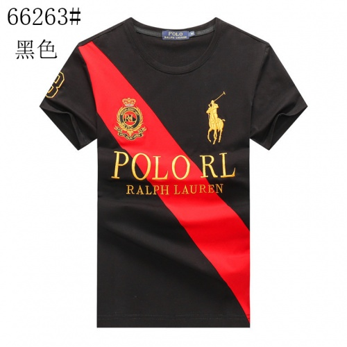 Ralph Lauren Polo T-Shirts Short Sleeved For Men #841282