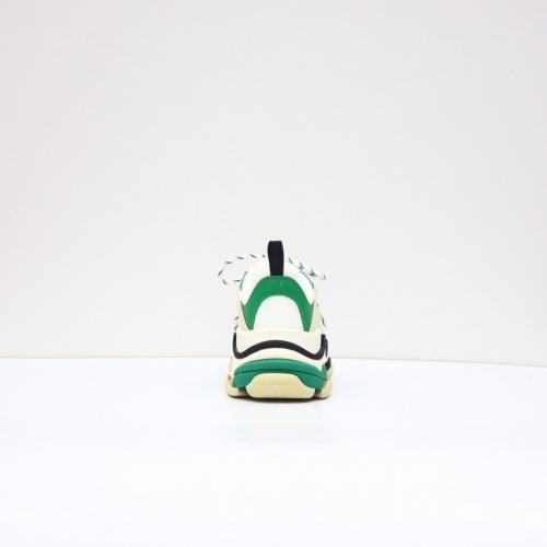 Replica Balenciaga Fashion Shoes For Men #841305 $160.00 USD for Wholesale