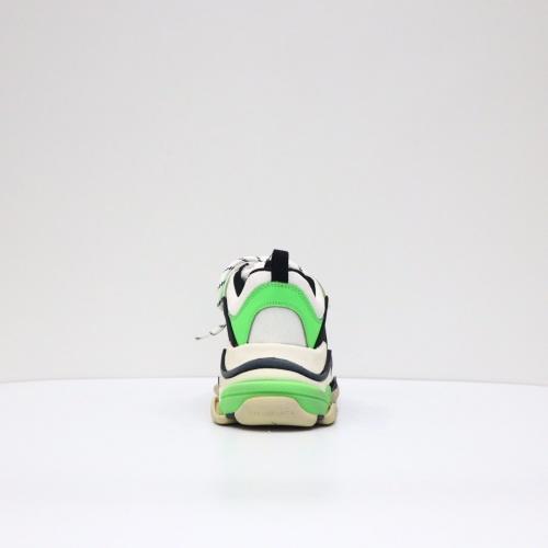 Replica Balenciaga Fashion Shoes For Men #841322 $160.00 USD for Wholesale