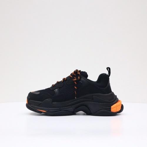 Replica Balenciaga Fashion Shoes For Men #841323 $160.00 USD for Wholesale