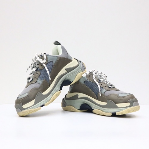 Replica Balenciaga Fashion Shoes For Men #841324 $160.00 USD for Wholesale