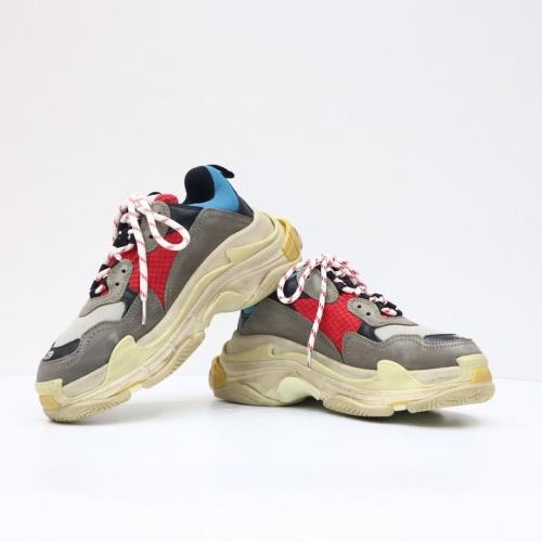 Replica Balenciaga Fashion Shoes For Men #841328 $160.00 USD for Wholesale