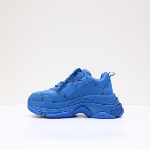 Replica Balenciaga Fashion Shoes For Men #841336 $160.00 USD for Wholesale