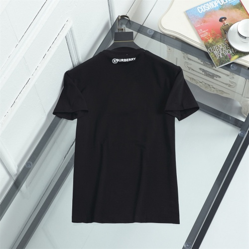 Replica Burberry T-Shirts Short Sleeved For Men #841341 $29.00 USD for Wholesale