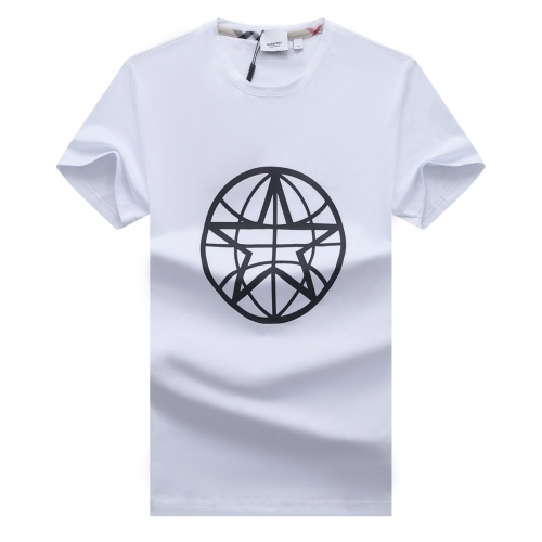 Burberry T-Shirts Short Sleeved For Men #841343 $29.00 USD, Wholesale Replica Burberry T-Shirts