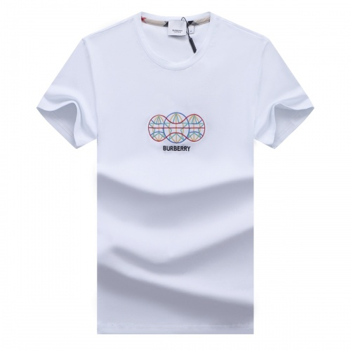 Burberry T-Shirts Short Sleeved For Men #841344