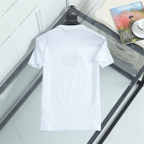 Replica Burberry T-Shirts Short Sleeved For Men #841344 $29.00 USD for Wholesale