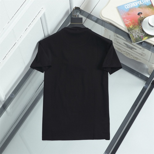 Replica Burberry T-Shirts Short Sleeved For Men #841346 $29.00 USD for Wholesale