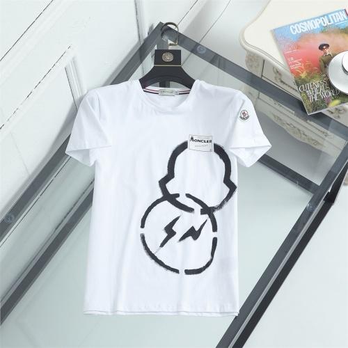 Moncler T-Shirts Short Sleeved For Men #841348