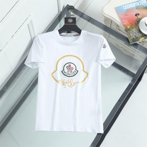 Moncler T-Shirts Short Sleeved For Men #841375