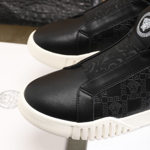Replica Versace Fashion Shoes For Men #841378 $88.00 USD for Wholesale