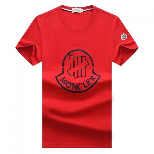 Moncler T-Shirts Short Sleeved For Men #841390