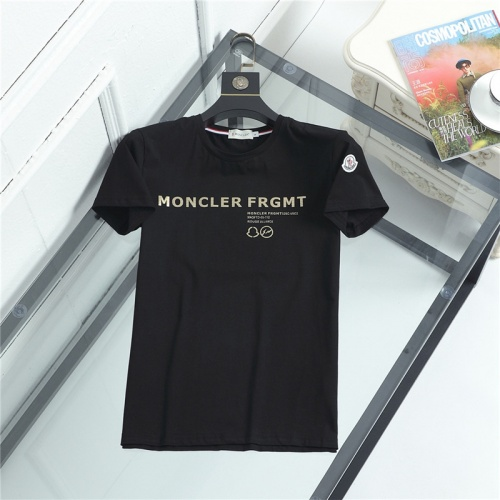 Moncler T-Shirts Short Sleeved For Men #841394